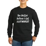 Blutwurst Long Sleeve Dark T-Shirt
