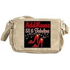 RED HOT 50TH Messenger Bag