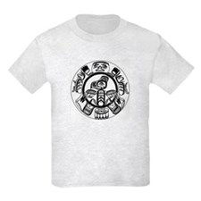 Northwest Indian Folk Art T-Shirt