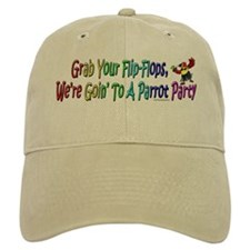 Grab Your Flip-Flops Baseball Cap