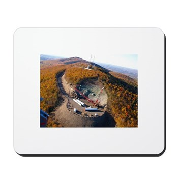 Mars Hill Mousepad