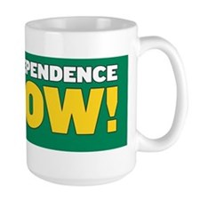Independence Now Coffee Mug