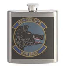 390th Fighter Squadron-Black Flask