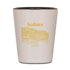 Sedona_12X12_MainStreet_Yellow Shot Glass