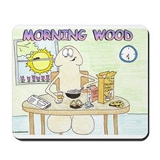 Cute Morning Mousepad