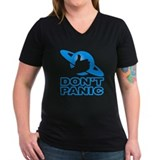 Hitchhiker's - Don't Panic Shirt