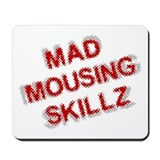 Mad Skillz Mousepad