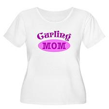 Curling Mom T-Shirt