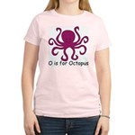 O is for Octopus Women's Light T-Shirt