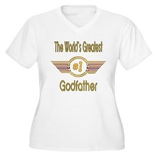 GREENgodfather.png T-Shirt