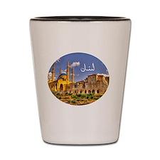 Lebanon Shot Glass