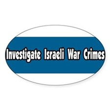 2-Investigate-Israeli-War-Crimes-Bumper-Stick Stic