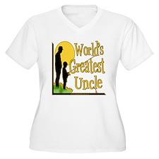 FishingGreatestuncle copy.png T-Shirt