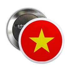 "Vietnamese Flag 2.25"" Button (10 pack)"