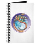 Magic Moon Dragon Journal