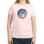 Magic Moon Dragon Women's Light T-Shirt