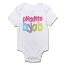 Playdate BYOB Infant Bodysuit
