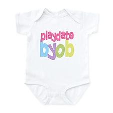 Playdate BYOB Infant Bodysuit