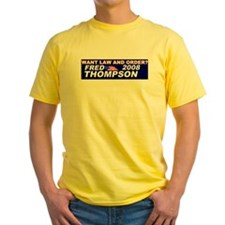 Law and Order T