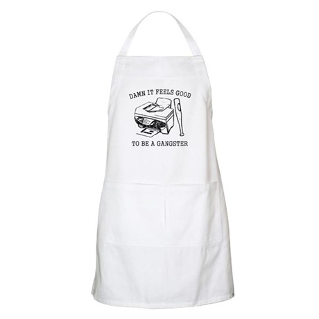 Damn it Feels Good BBQ Apron