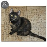Valentine Cat Puzzle
