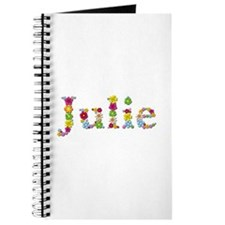 Julie Bright Flowers Journal