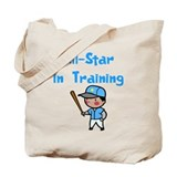 All Star in Training Tote Bag