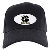 Dude Dog Baseball Hat