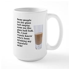 Chocolate Milk Large Mug