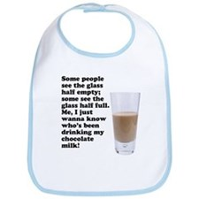 Chocolate Milk Bib