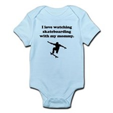 I Love Watching Skateboarding With My Mommy Body S