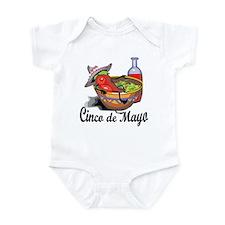 Cinco de Mayo Infant Bodysuit