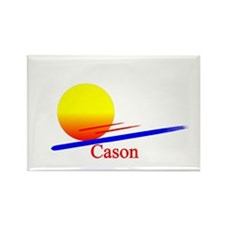 Cason Rectangle Magnet (10 pack)