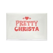 Christa Rectangle Magnet (10 pack)