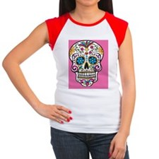 Sugar Skull Halloween P Tee