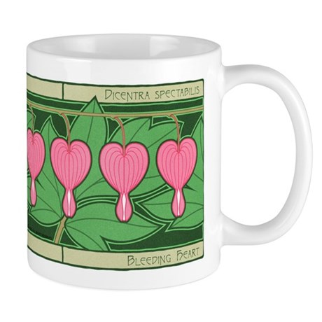 Bleeding Heart Mug