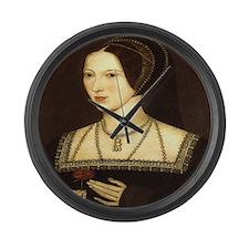 Anne Boleyn Large Wall Clock