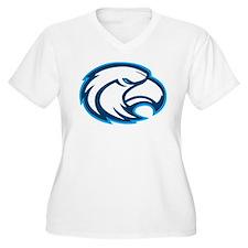 seahawk Plus Size T-Shirt