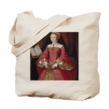 Young Princess Elizabeth Tote Bag