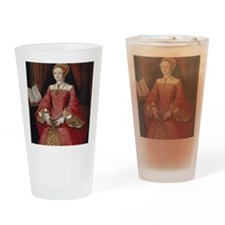Young Princess Elizabeth Drinking Glass