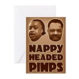 Nappy Headed Pimps Greeting Cards (Pk of 10)