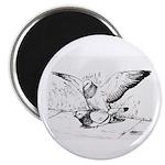 Pigeon Mates Magnet