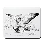 Pigeon Mates Mousepad