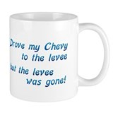 Chevy to the Levee Coffee Mug
