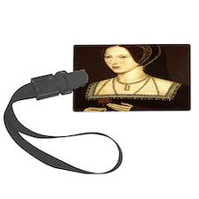 Anne Boleyn Luggage Tag