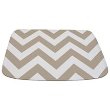 Chevron Pattern Bathmat Bathmat