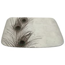 Peacock Feather Bathmat Bathmat