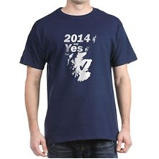 2014 Yes Map T-Shirt