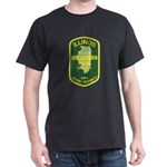 Illinois Game Warden Dark T-Shirt