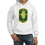Illinois Game Warden Hooded Sweatshirt